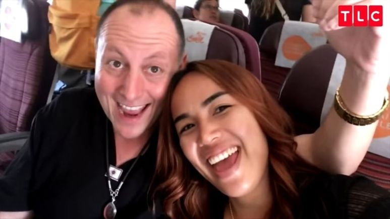 90 Day Fiance couple David and Annie