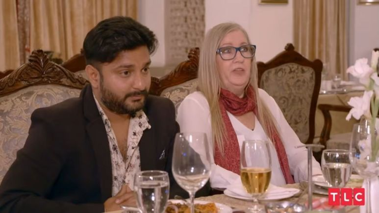 90 Day Fiance: The Other Way couple Jenny and Sumit