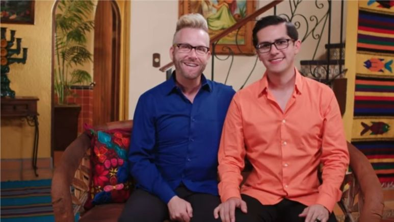 Kenny and Armando from 90 Day Fiance: The Other Way