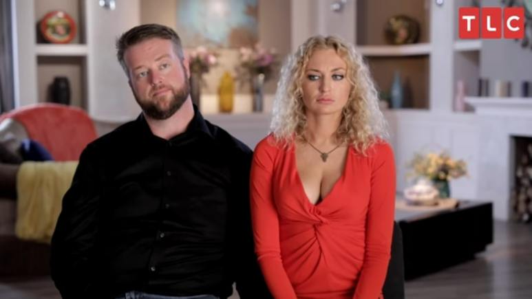 90 Day Fiance couple Mike Youngquist and Natalie Mordovtseva