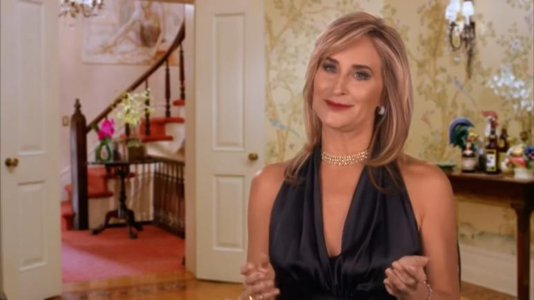 RHONY housewife Sonja Morgan.