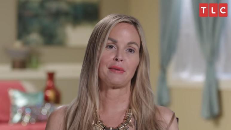 90 Day Fiance personality Stephanie admits to a big secret.