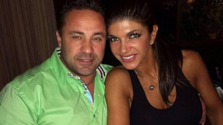Teresa and Joe Giudice celebrate their 15th wedding anniversary.