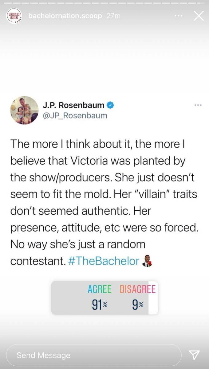 JP Rosenbaum social