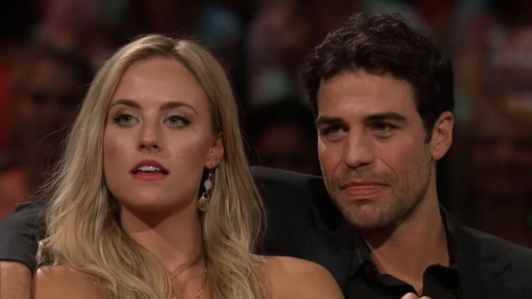 Grocery Store Joe's romance with Kendall Long didn't last.