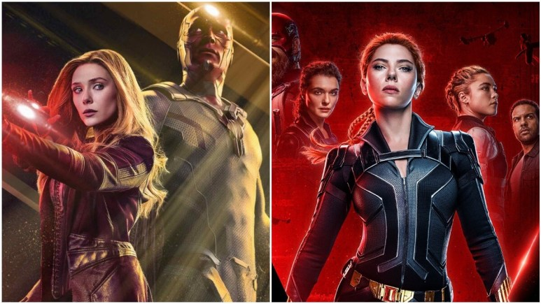 Every Marvel movie and TV show coming out in 2021
