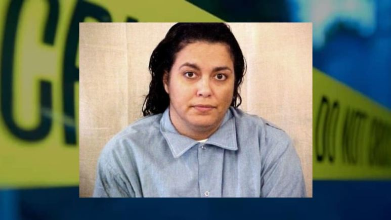 Mugshot of Angelina Rodriguez
