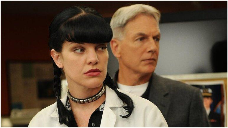 NCIS - Abby and Gibbs