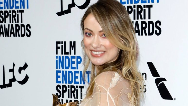 Filmmaker Olivia Wilde