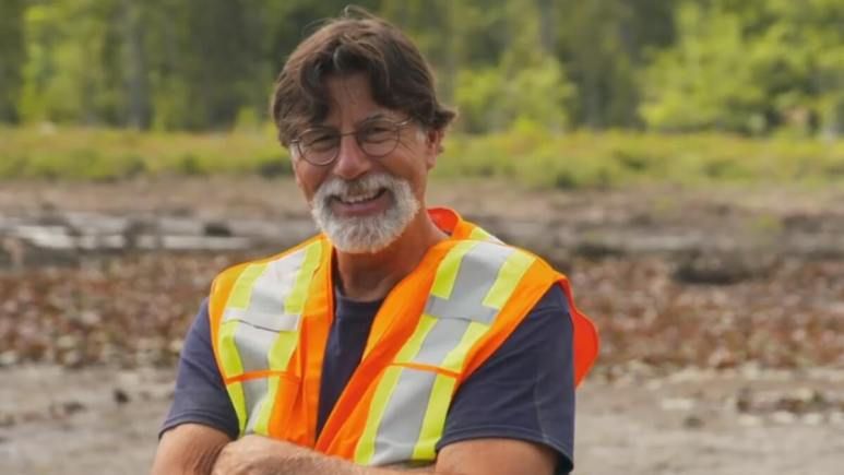 Rick Lagina on Oak Island