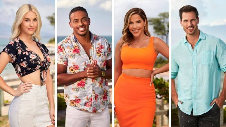 Meet the Temptation Island Season 3 singles
