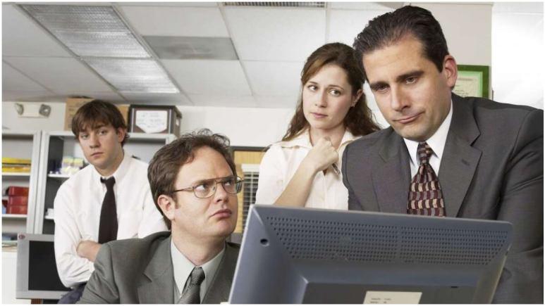 The Office has left Netflix