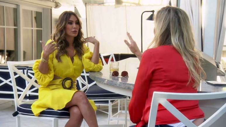 Kelly Dodd blames Capitol hill riots for low RHOC ratings