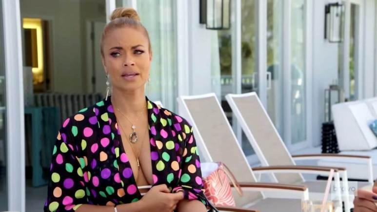 RHOP star Gizelle Bryant says viewers misconstrue her questions as shade.