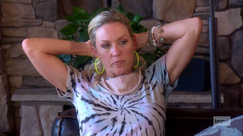Braunwyn Windham-Burke vented about the difficulties of filming this season of RHOC.