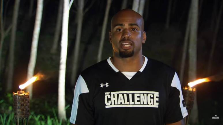 Darell Taylor shared details of a secret alliance he had on The Challenge: Double Agents.