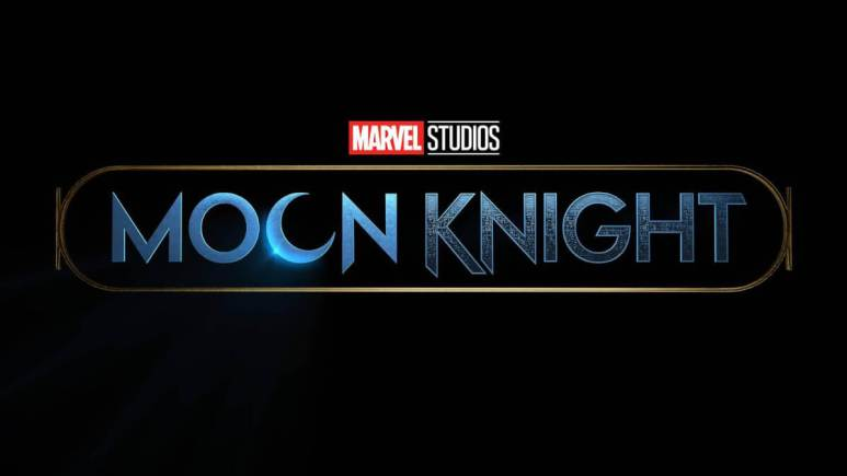 Ethan Hawke in Moon Knight poster.