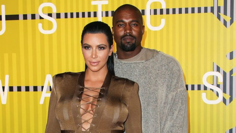 Kim Kardashian may have been driven to divorce after Kanye West ran for president.