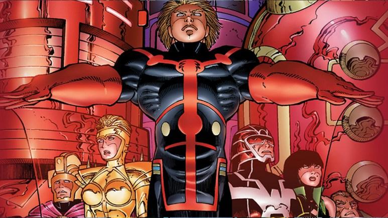 The Eternals in Marvel Comics.