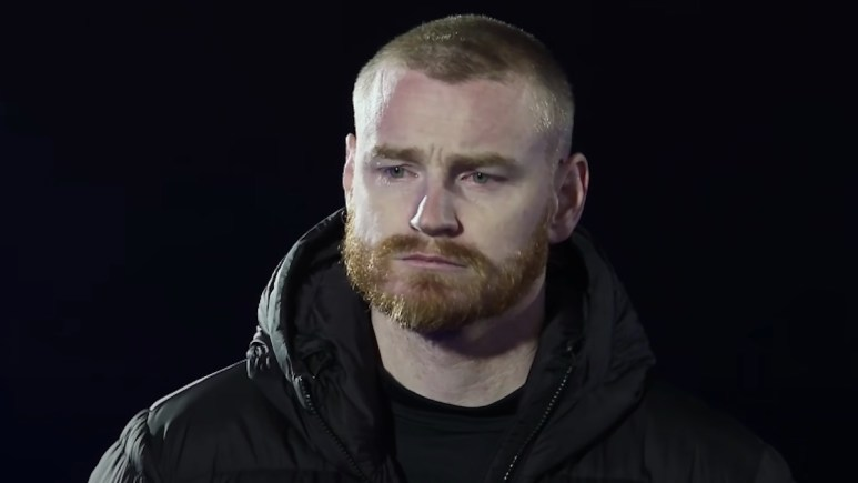 the challenge wes bergmann opens up about leroy garrett targeting him on double agents