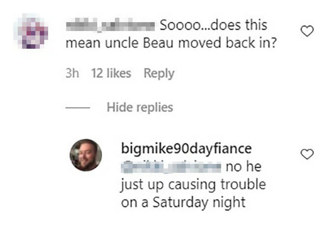 90 Day Fiance: Mike Youngquist - Uncle Beau