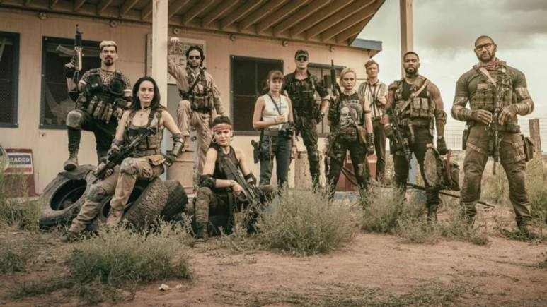 Zack Snyder's Netflix zombie movie Army of the Dead