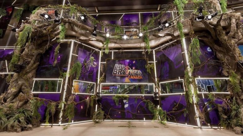 Big Brother Canada 9 House