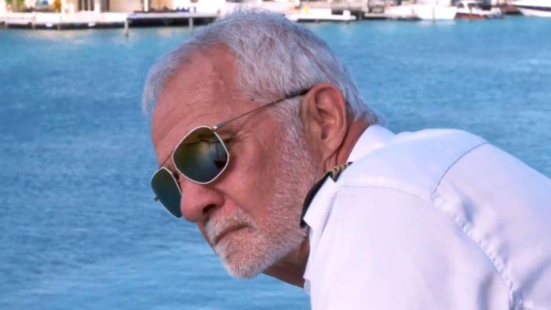 Below Deck: Captain Lee explains why he opened up about late son's drug overdose.