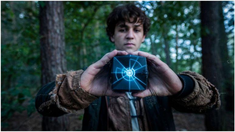 David Ali Rashed stars as Elja is Netflix's Tribes of Europa