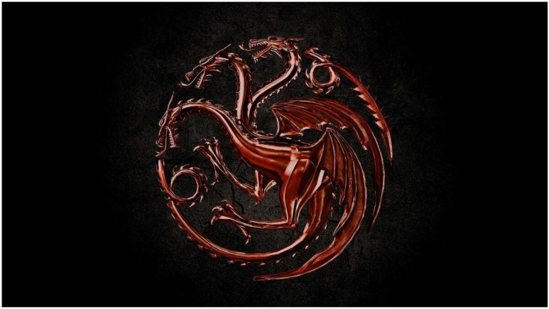 Promotional poster for HBO's House of the Dragon