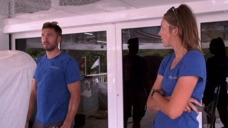 Rob Philips and James Hough defend their response to Izzy Wouters becoming lead deckhand on Below Deck.