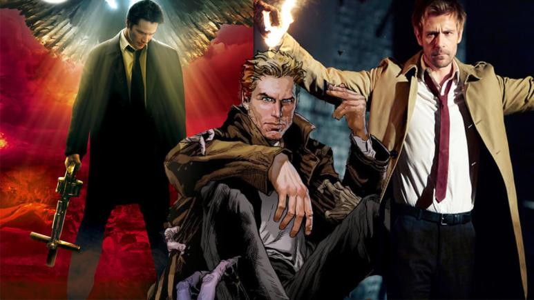 Constantine series reportedly coming to HBO Max, Matt Ryan not part of plans