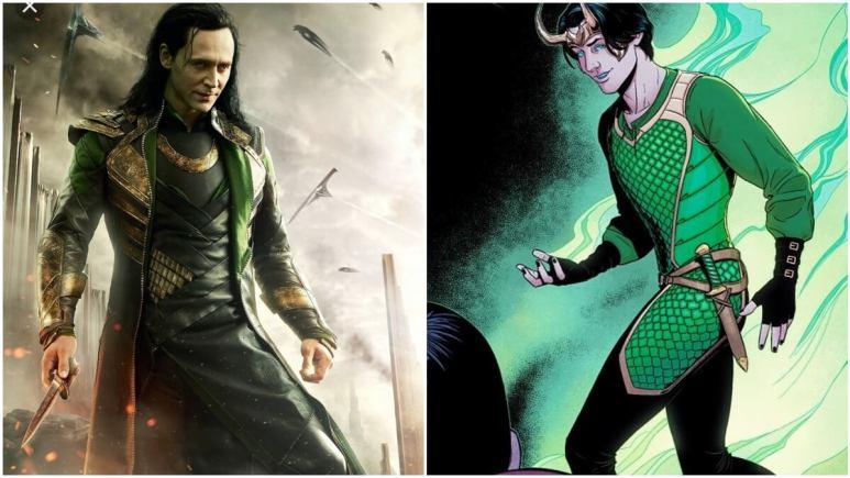 Loki and Kid Loki