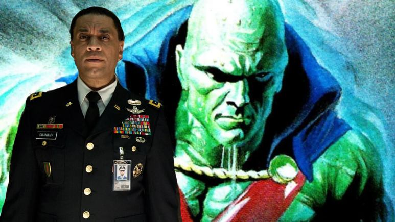 Zack Snyder explains why Martian Manhunter is in Justice League