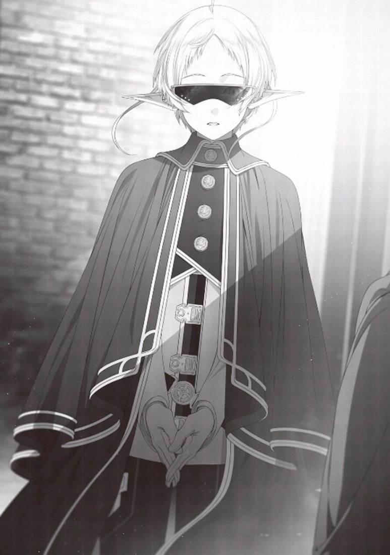 Mushoku Tensei Season 2 Fitts