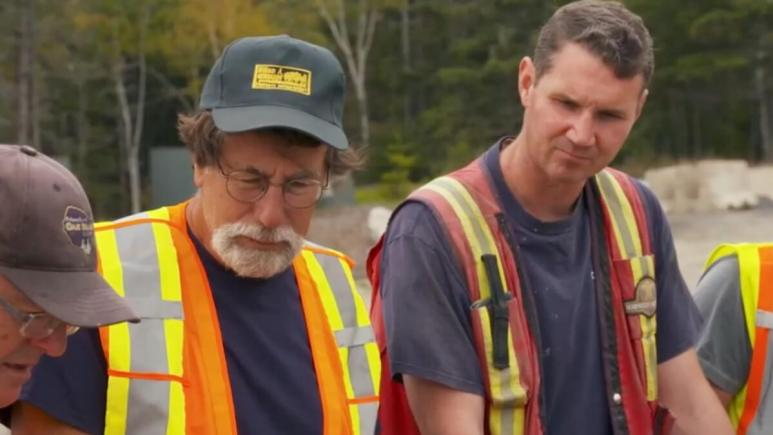 Oak Island team think they're close to Money Pit
