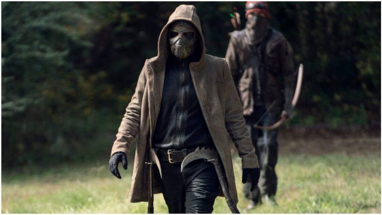 Okea Eme-Akwari stars as Elijah, as seen in Episode 20 of AMC's The Walking Dead Season 10C