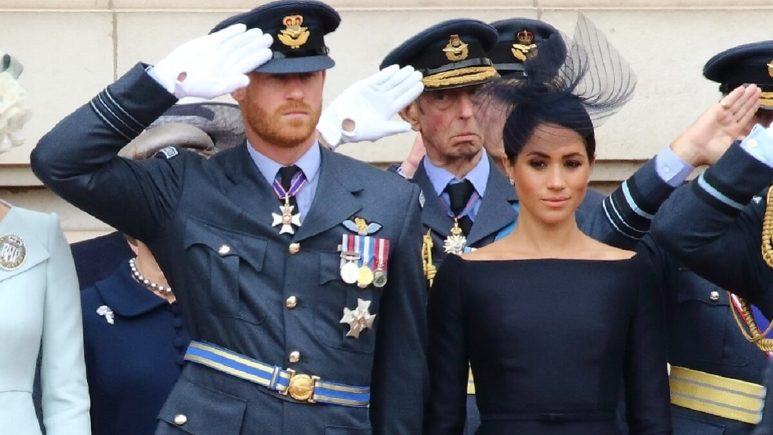 Prince Harry and Meghan Markle, Duke and Duchess of Sussex titles