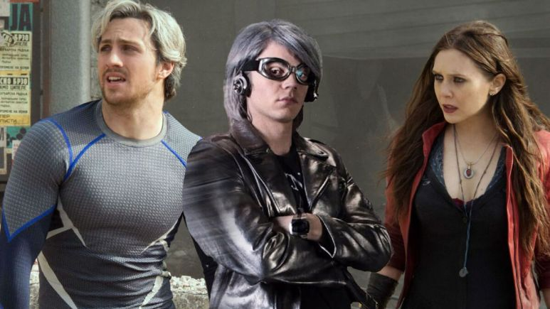WandaVision references a connection between the MCU and X-Men Quicksilvers