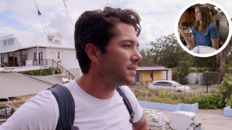 Rob from Below Deck recalls apology to Izzy going south calls out production.