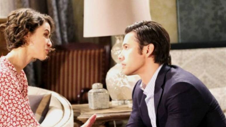 Days of our Lives spoilers tease Xander proposes to Sarah again.