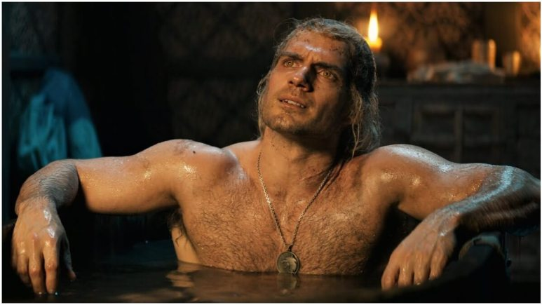 Henry Cavill stars as Geralt of Rivia in Season 1 of Netflix's The Witcher