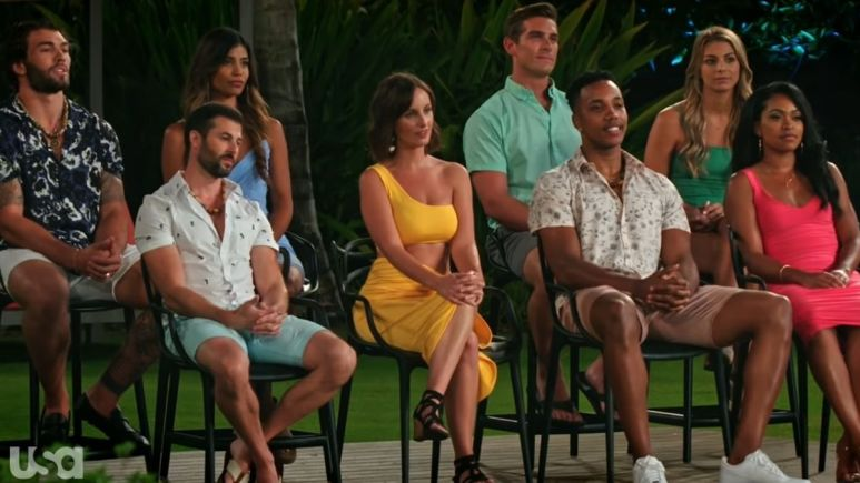 The cast of Temptation Island Season 3