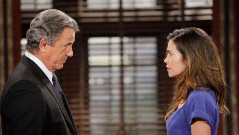 The Young and the Restless spoilers tease trouble for Victor and Victoria.
