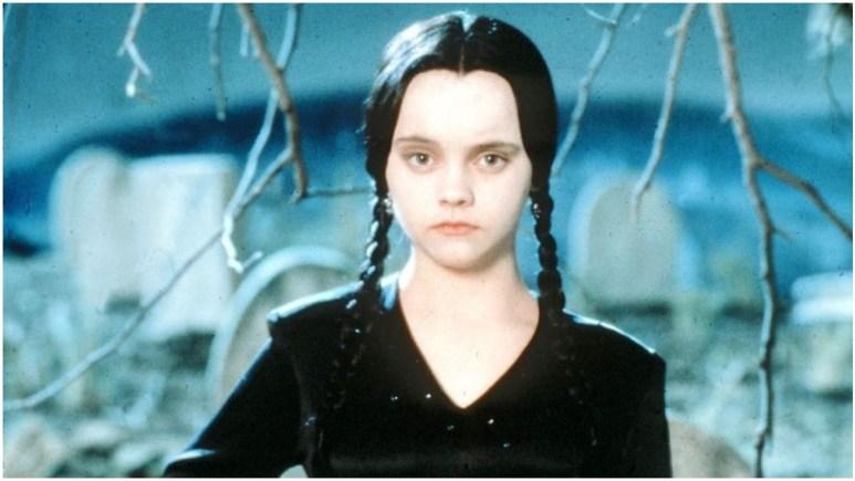 Tim Burton making live-action Addams Family series for Netflix