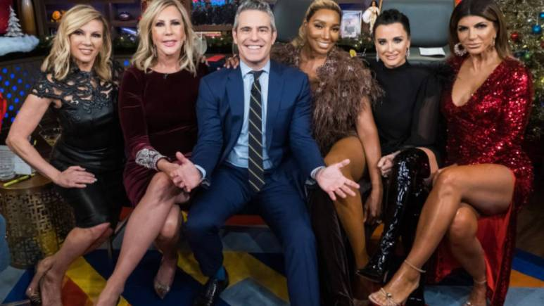 A Real Housewives spinoff is reportedly in the works.