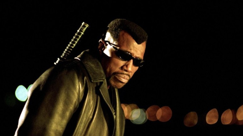 Marvel Studios' Blade writer confirmed action.