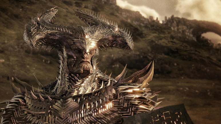 New Gods in Zack Snyder's Justice League Steppenwolf.