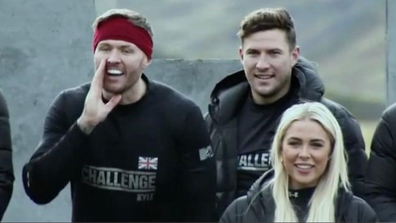 challenge stars celebrate first elimination win