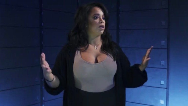 aneesa ferreira in the challenge double agents episode 9 voting
